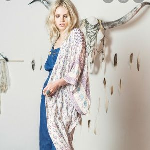 Spell and the gypsy bohemian royal kimono